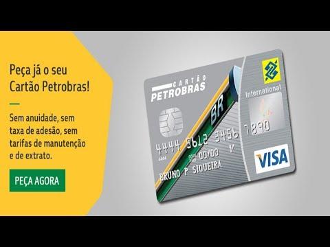 CARTÃO FÁCIL DE APROVAR OUROCARD PETROBRAS INTERNACIONAL SEM ANUIDADE