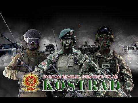 Kostrad  Pasukan Pemukul Strategis TNI  AD  YouTube