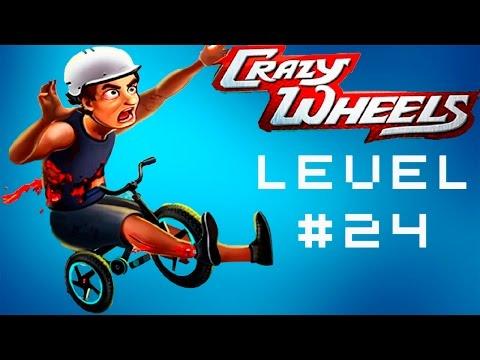 Crazy Wheels Level 24