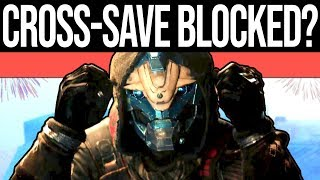 Destiny 2 | Sony BLOCKED Cross-Save Features? - The Future of Exclusives, Locked Content & More!