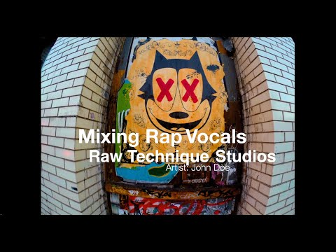 Mixing Rap Vocals - All the Secrets Revealed - Mix like a Pro 2