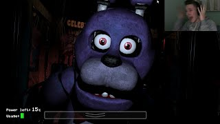 USRO SAM SE KO GRLICA | Five Nights At Freddy