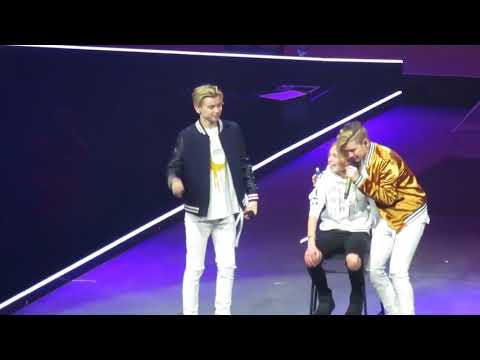 Marcus and Martinus Moments Tour live at the Globe Stockholm