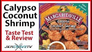 Margaritaville Calypso Coconut Shrimp | Taste Test & Review | JKMCraveTV