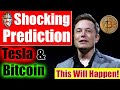 Video #4264 - My Most Shocking & Bold Prediction Ever. Tesla & Bitcoin Will Crash Soon - Here's Why