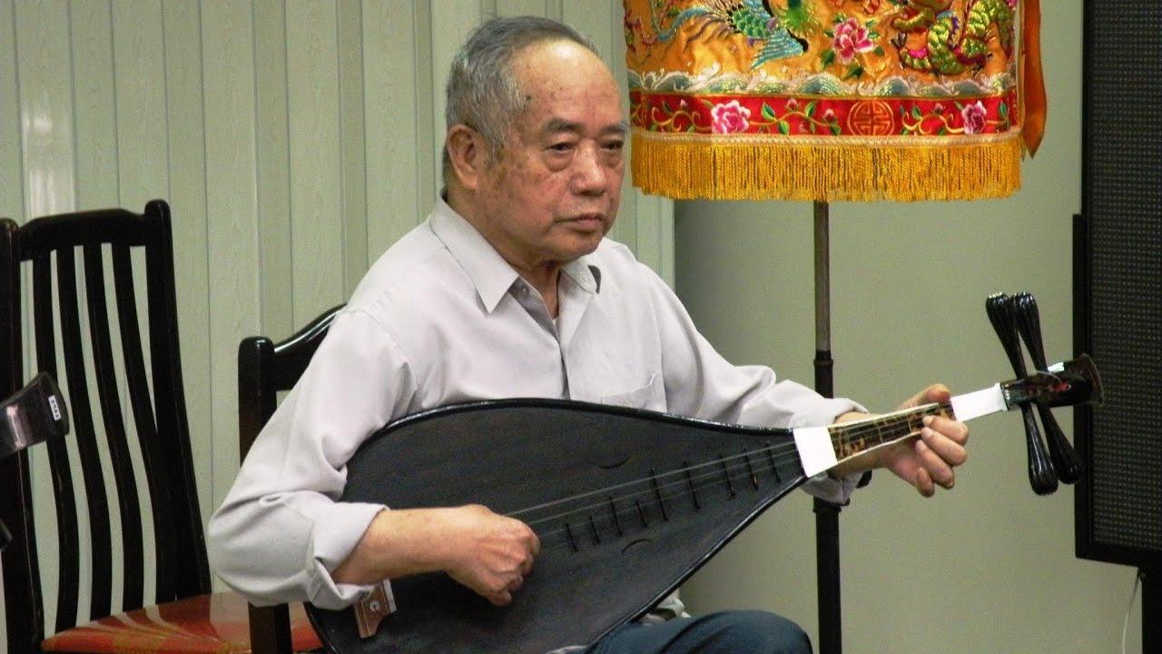 告曲_南曲《告大人》李清海演唱20120526廈門「龍江南音社」訪「金門