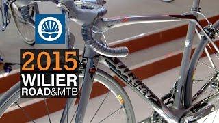 Wilier 2015 - Zero 7 & 903TRB Bikes