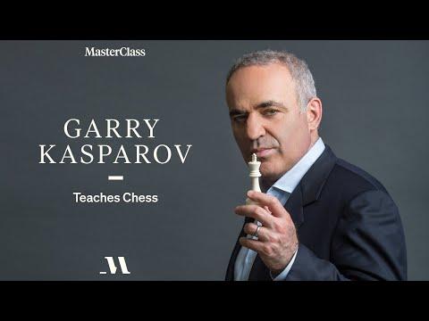 Garry Kasparov Teaches Chess | Official Trailer | MasterClass