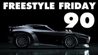 FREESTYLE FRIDAY 90 - Rocket League - JHZER