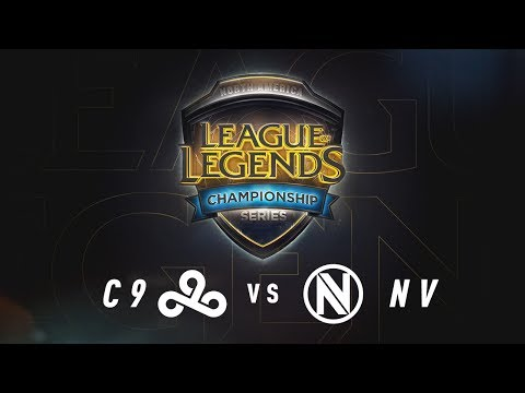 C9 vs. NV - Week 6 Game 1 | NA LCS Summer Split | Cloud9 vs. Team Envy (2017)