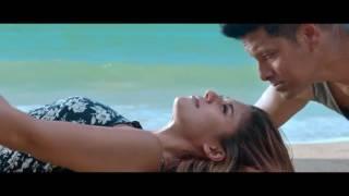 Iru Mugan :  Halena Song Teaser :  Vikram, Nayanthara   Harris Jayaraj   Anand Shankar