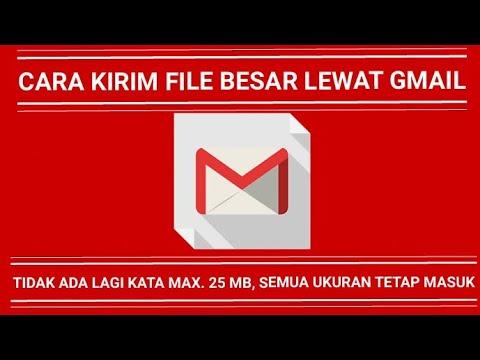 Cara Mengirim Email Gmail Dengan Android | Dengan Lampiran Tugas.