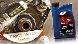 Elf Moto 4 race 4T 10W60 Jak skutecznie olej chroni silnik?