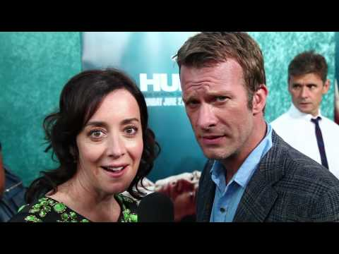 Hung Season 2: HBO Red Carpet Premiere BUZZscene Interviews