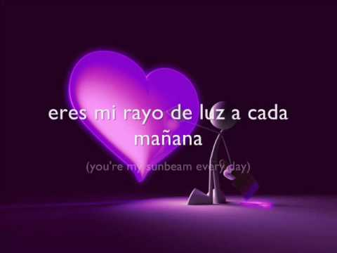 Chayanne_Si no estàs conmigo con letra/lyrics (with english translation)