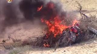 الجيش يعلن البيان التاسع عن عمليات سيناء (فيديو)