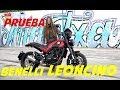 Prueba Benelli Leoncino 500
