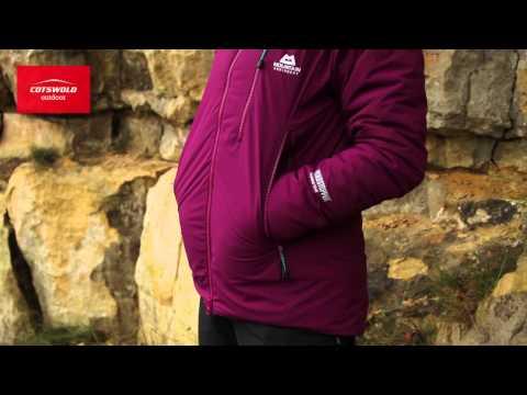 Mountain Equipment Womens Vanguard Insulated Jacket