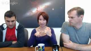An update on 'Shaping the surface of Mars' (SETI Chats)