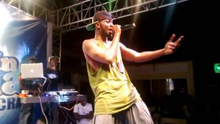 yaa pono performs at bavaria big in ghana