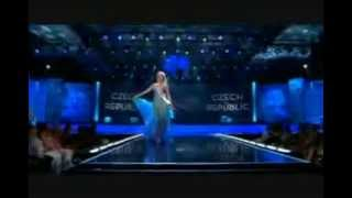 Miss Universe 2009 evening gown