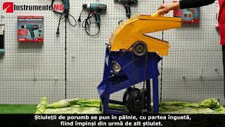 Кукурозо - теребилка Колос PXT2200 - обзор