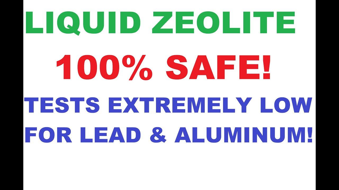 Liquid Zeolite The World S Favorite Supplement Enhanced With Dhq