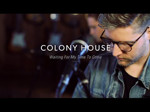 """Colony House """"Waiting for My Time To Come"""" At Guitar Center mp3"""
