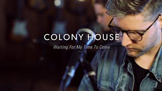 "Colony House ""Waiting for My Time To Come"" At Guitar Center"