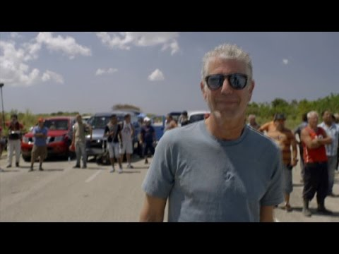 Bourdain finds change -- and good rum -- in Cuba (Anthony Bourdain Parts Uknown)