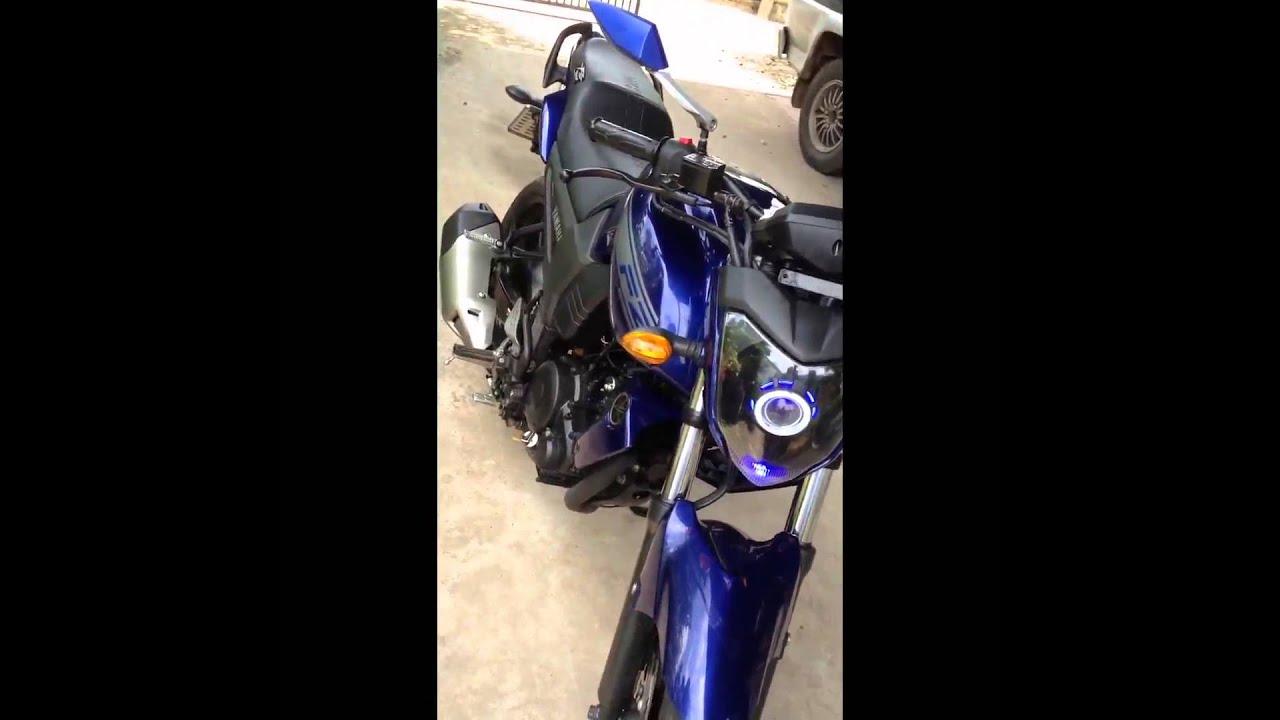 Yamaha Fz Modification Bike