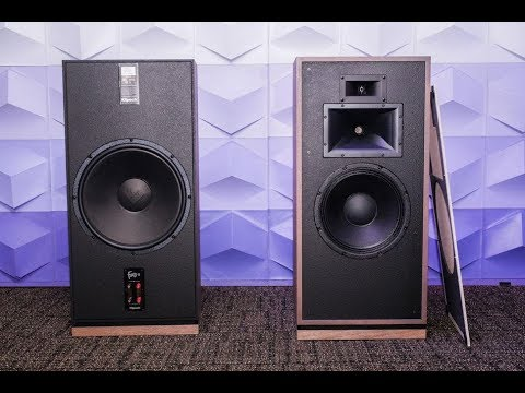 Speaker review: Klipsch Forte III