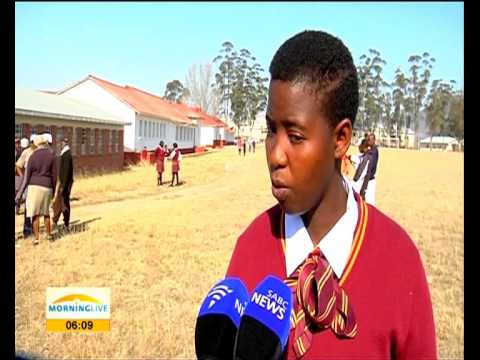 Learners accuse principal of sexual assault