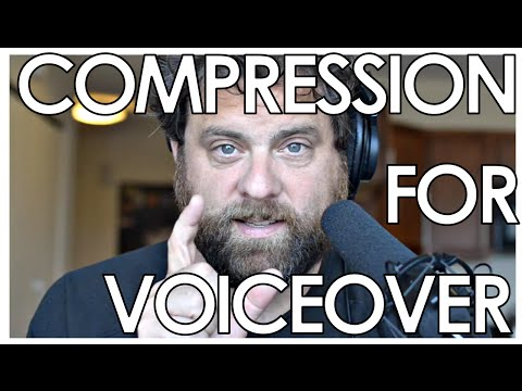 Compression for Voiceover
