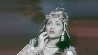 Mera Badli Mein Chup Gaya Chand Re - Lata Mangeshkar - Nagin Song