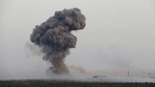 مقتل 25 فرداً من قوات النظام في تفجير إنتحاري لجبهة النصرة في حلب