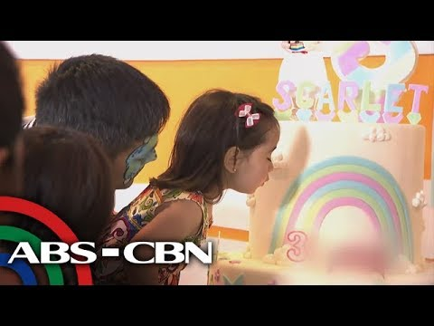 Rated K: Scarlet Snow's Birthday Party
