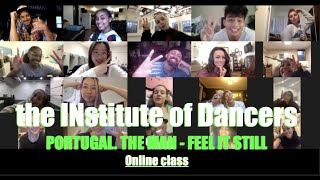 CORONAVIRUS WON'T STOP THESE DANCERS FROM THEIR DREAMS | #theINstituteofDancers | Online Class 2