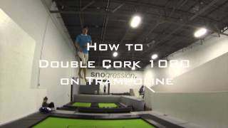 How to Double Cork 1080
