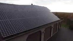 Residential Roof Solar Installation - Saratoga County, NY - Hudson Solar