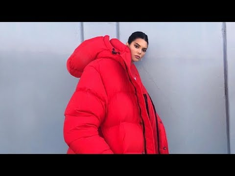 Kendall Jenner TROLLED For Absurd Over Photoshopped Puffy Coat!