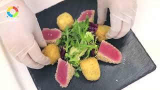 Блюдо дня - салат с тунцом