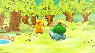 UK: Pokémon Mystery Dungeon: Rescue Team DX—Announcement Trailer