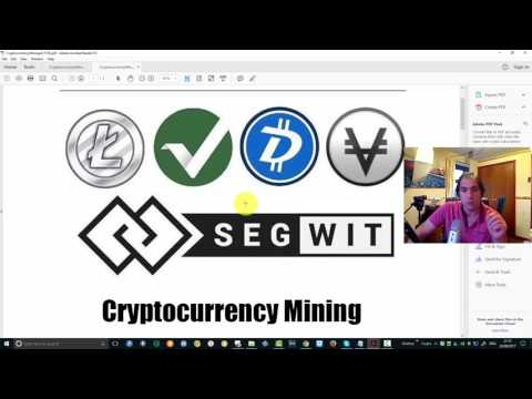 Cryptocurrency Mining PDF Intro