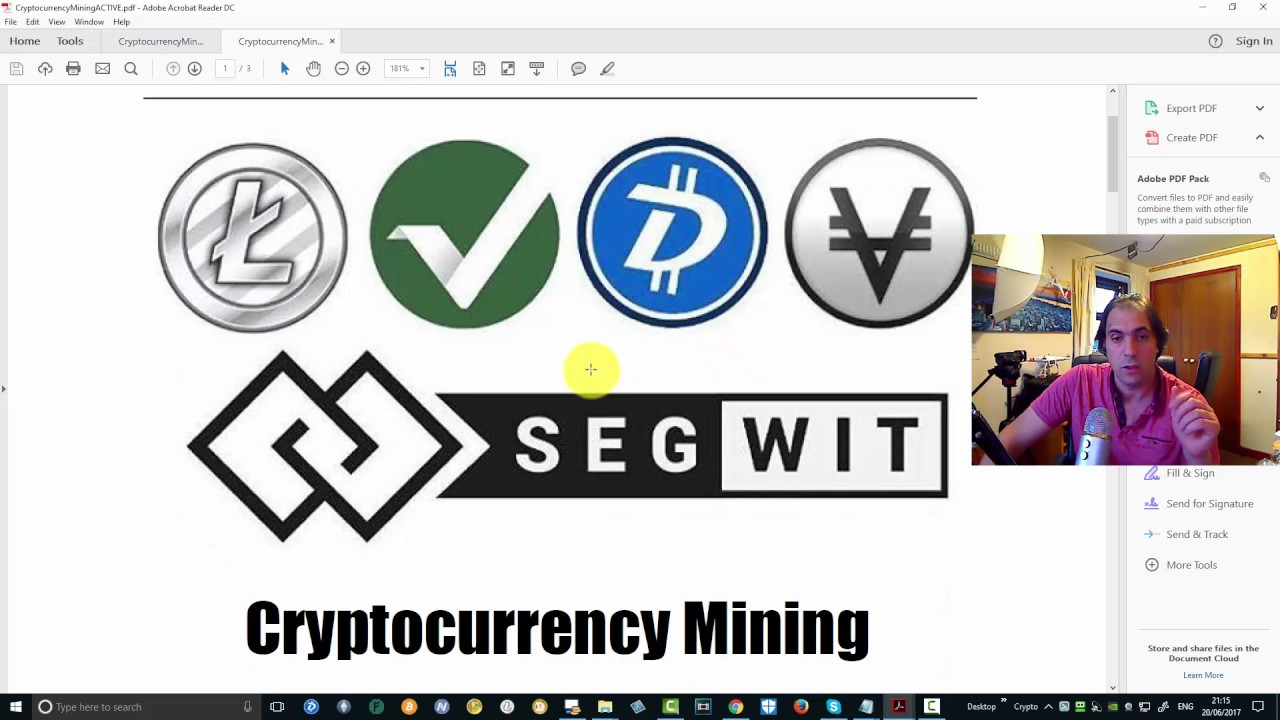 types of cryptocurrency pdf
