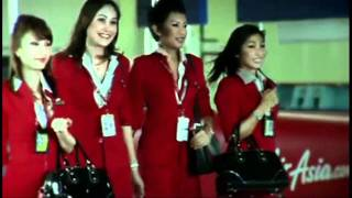 The Cute Sexy & Beautiful Girls of Air Asia - You