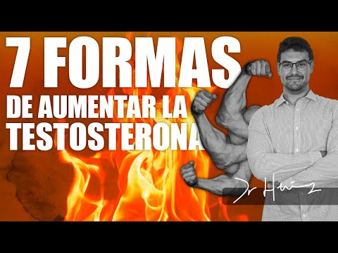 Cmo AUMENTAR La Testosterona NATURALMENTE