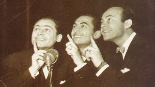 Trio Grigoriu — Broscuța Oac (1957) ★ Macarale (1961)