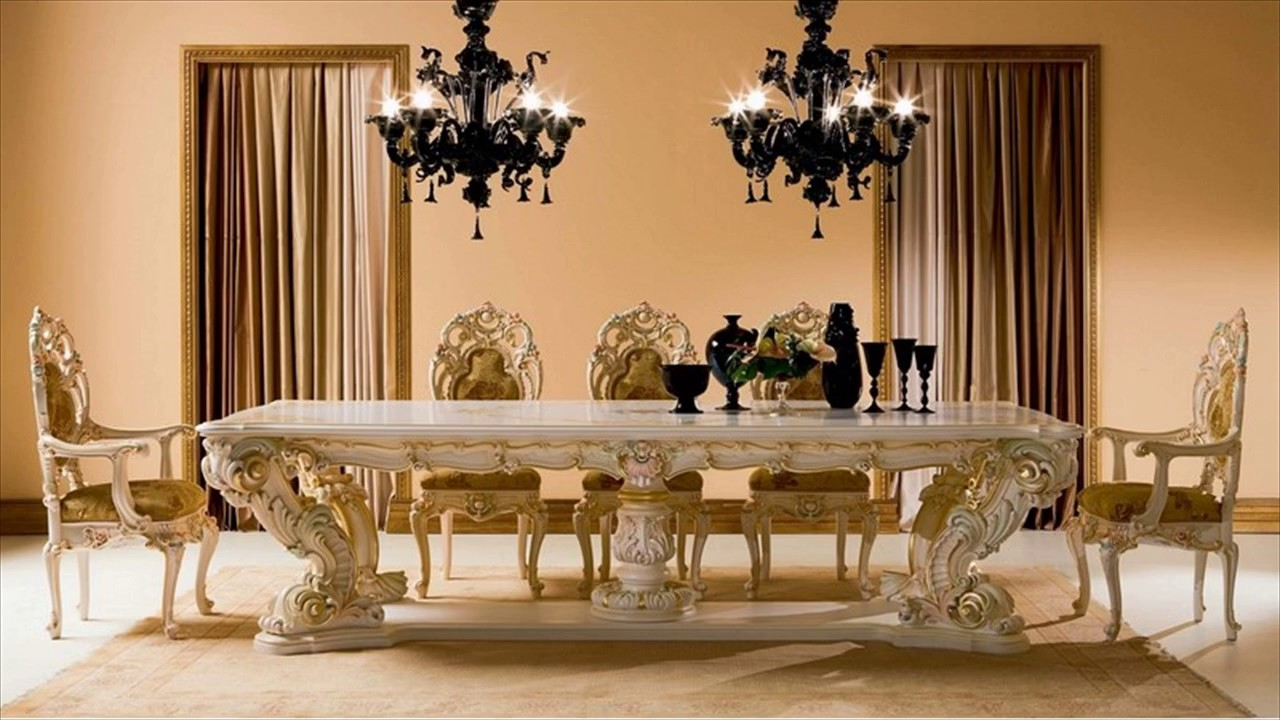 pics of dining room furniture | New Dining Table Designs - YouTube