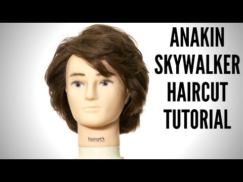 Anakin Skywalker Revenge Of The Sith Haircut Tutorial Thesalonguy Youtube